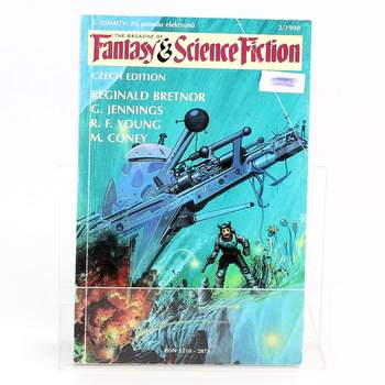 The magazine of Science Fiction - Czech