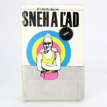 Kniha Sneh a ľad - Erich Koš