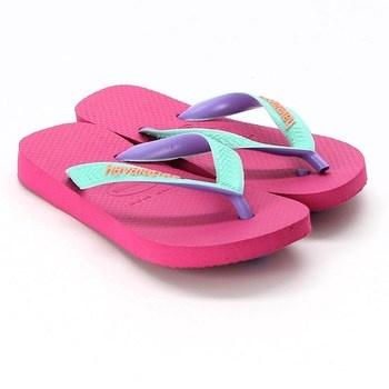 Dívčí pantofle Havaianas 4130300f