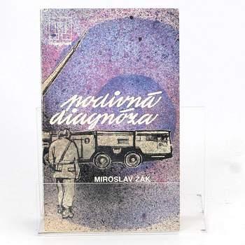 Kniha Podivná diagnóza Miroslav Žák