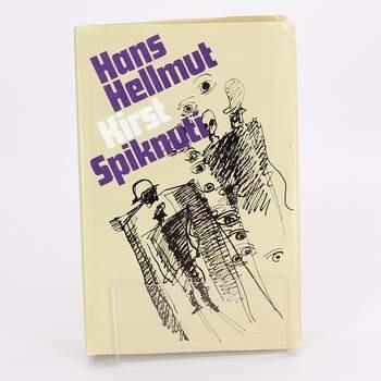 Kniha Kirst Spiknutí  Hans Hellmut