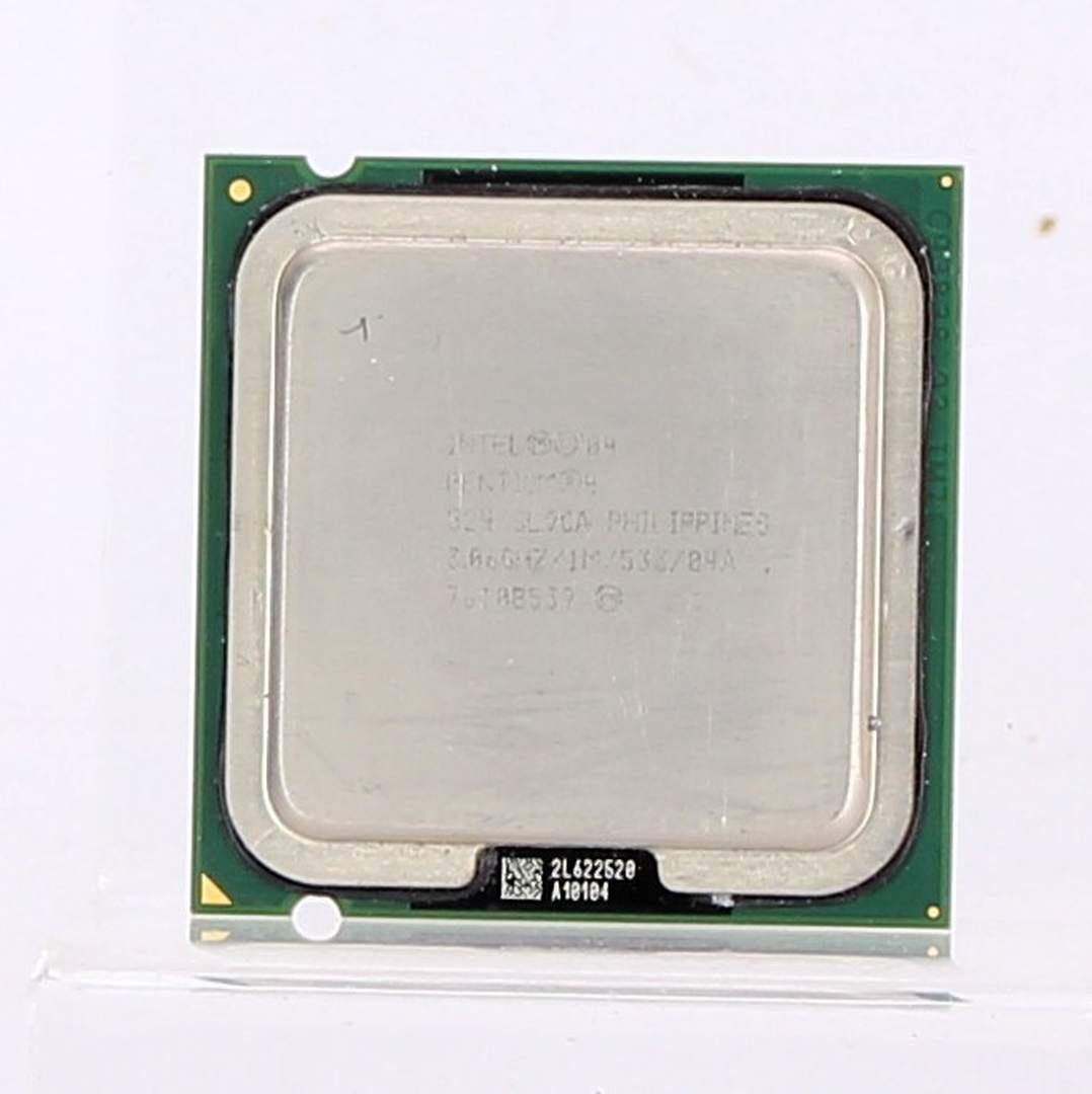 Intel Pentium 4 3,06 GHz