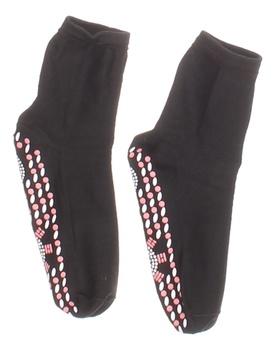 Dětské ponožky černé protiskluz 32-36