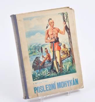 Kniha Poslední Mohykán
