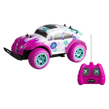 Auto na ovládání Exost - holčičí model