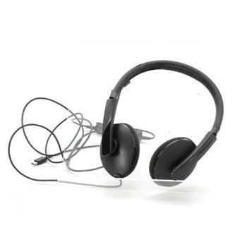 Sluchátka Sennheiser 508354 černá USB C
