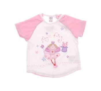 Dětské tričko Magic Fairy Next růžové