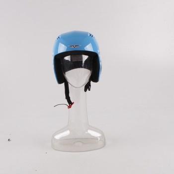 Dětská helma Can Snowman modrá