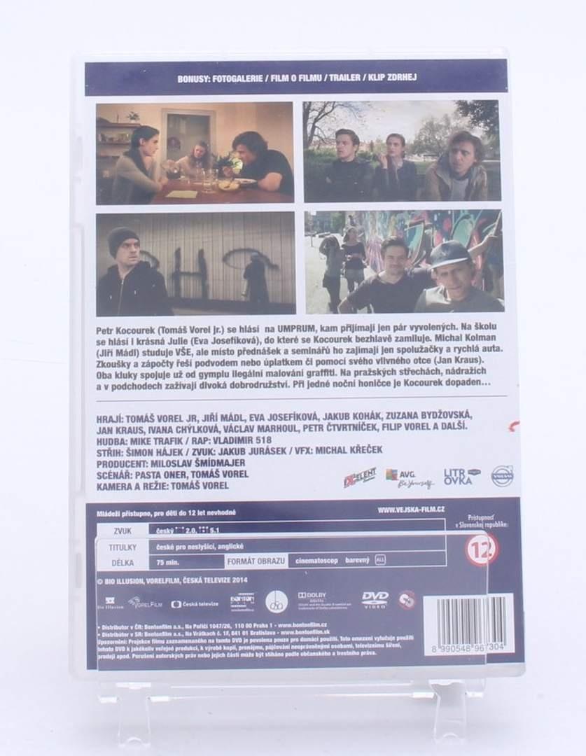 DVD Vejška: z Gymplu na Vejšku
