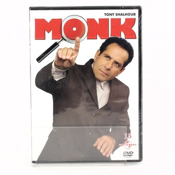 DVD Monk 15: Pan Monk jde do cirkusu