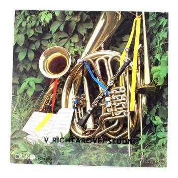Gramofonová deska OPUS V rychtárovej studni