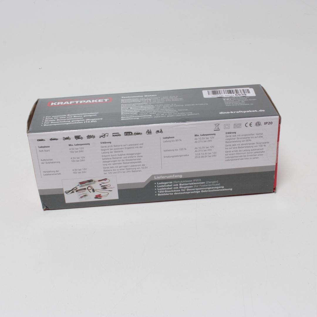 Automatická nabíječka Kraftpaket