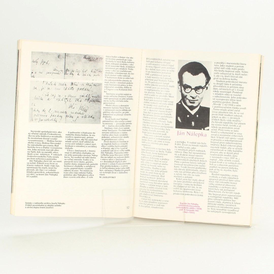 Kniha Československý svět
