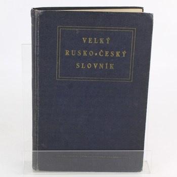 Velký rusko-český slovník 4. díl