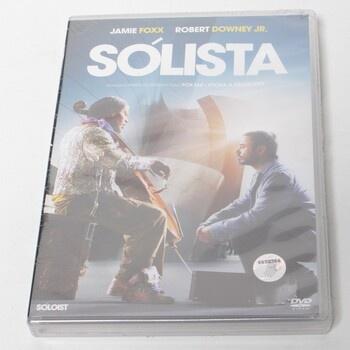 DVD film Sólista (The Soloist)