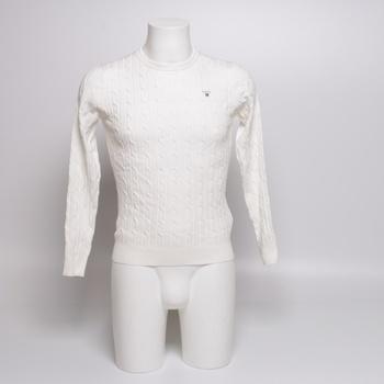 Dámský strečový svetr Gant bíly