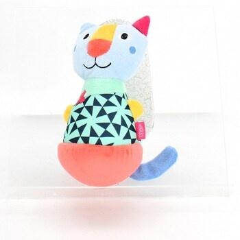 Plyšová hračka Fehn 055450 Kočka