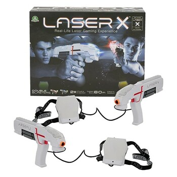 Laserová pistole Giochi Preziosi LAE00000 2x
