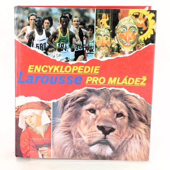 Encyklopedie Larousse pro mládež- III. díl