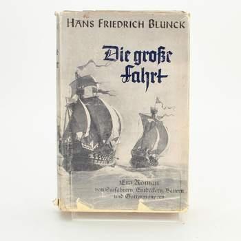 Kniha Die grosse Fahrt ..