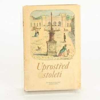 Kniha Uprostřed století Arno Linke