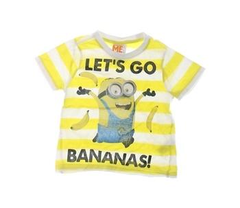 Dětské tričko Despicable Me pruhované