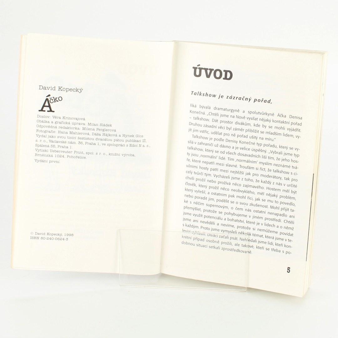 Knihy Áčko