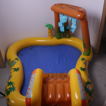 Nafukovací bazének Dinosaur Intex 57444NP