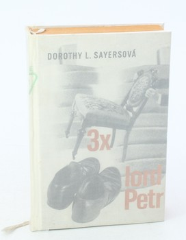 Kniha Dorothy L. Sayers: Lord Petr