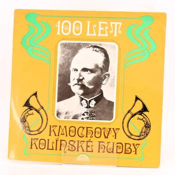 LP 100 let Kmochovy kolínské hudby