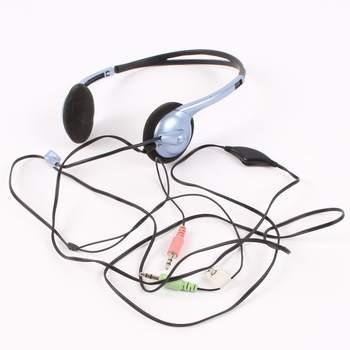 Headset Genius ve stříbrném provedení