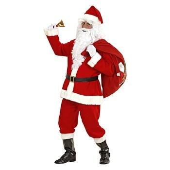 Kostým Santa Clause Widmann