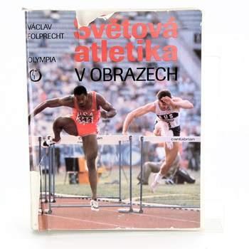 Kniha Světová atletika Václav Folprecht