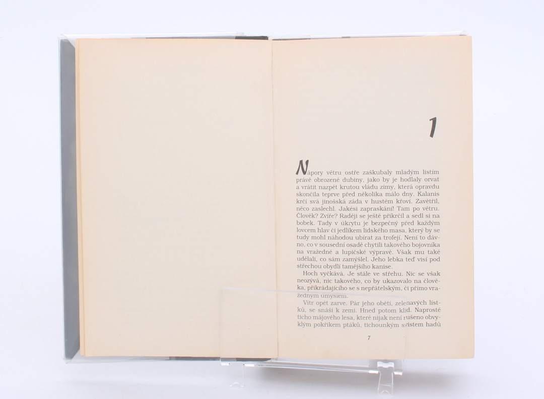 Kniha J. Padych: Z pravěkých ság - Nesmrtelný