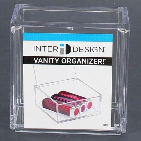 Krabička InterDesign vanity organizer