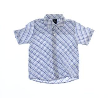 Chlapecká košile Next modré barvy