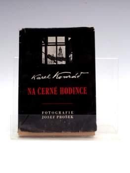Kniha Karel Konrád: Na černé hodince