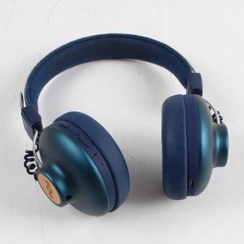 Sluchátka Marley Positive Vibration 2 modrá