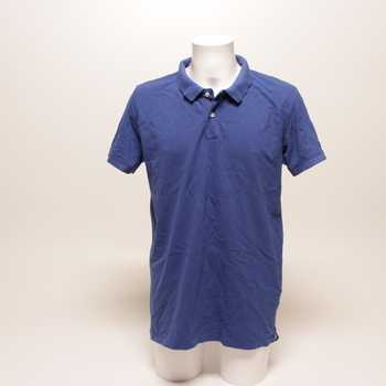 Pánské polo Esprit modré XL