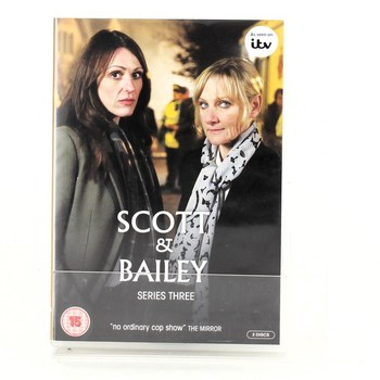 Scott and Bailey series three