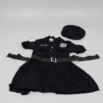 Kostým policistka Widmann 65557