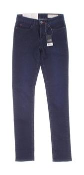 Dámské džíny Esmara modré Skinny Fit