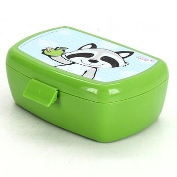 Box na svačinu Nici zelené barvy