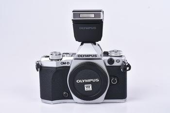 Fotoaparát Olympus OM-D E-M5 Mark II tělo