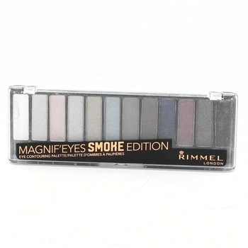 Oční stíny Rimmel London Smoke edition