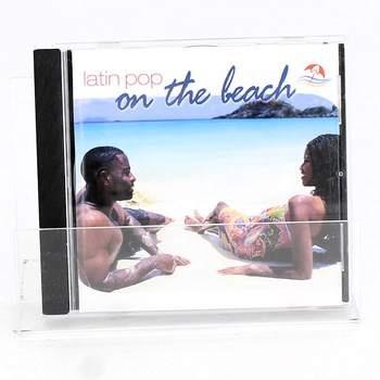 CD Latin pop on the beach