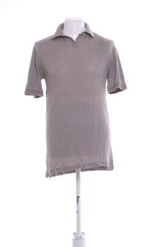 Pánské tričko DISTINCTION šedé