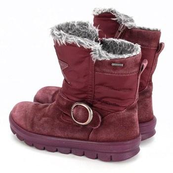 Dětské zimní boty Superfit zateplené
