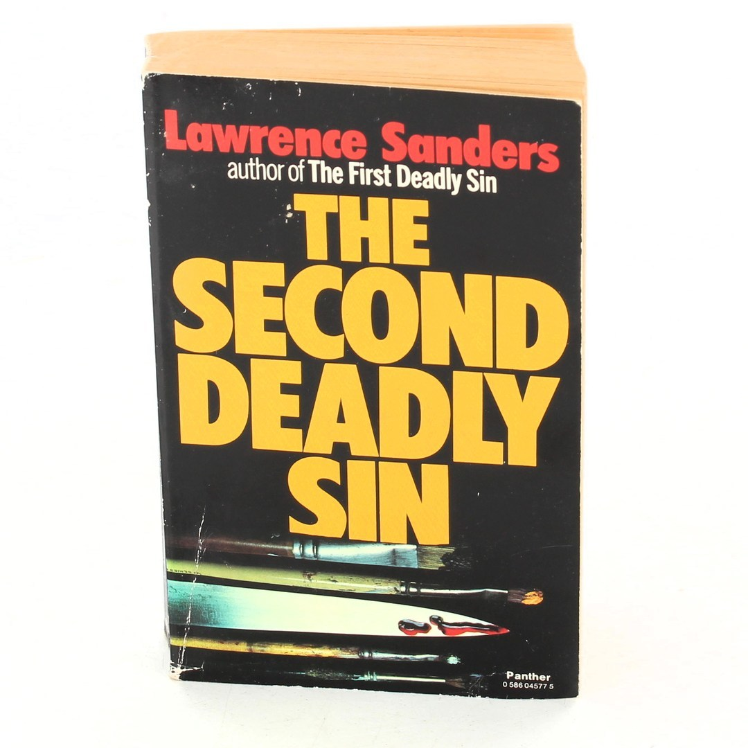 Lawrence Sanders: The Second Deadly Sin