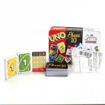 Karetní hra UNO Mattel games FFK01